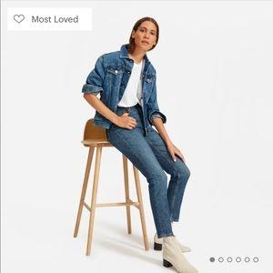 EVERLANE | Cheeky Straight Jeans